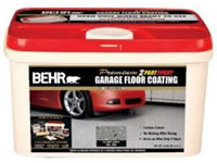 Behr Garage Floor Paint 2 Part Epoxy Epoxy Concrete & Garage Floor Paint