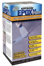 Epoxy Shield Concrete Patch