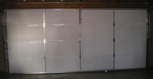 insulating panels marvelous amazon a garage quietest door guardian kit insulated insulation excellent sale for menards