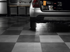 Garage Flooring Information, Costs and Advice