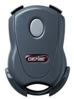 Genie GICT390-1BL 1 Button Garage Door Opener Remote