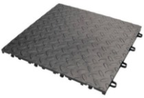 Gladiator Garage Flooring Snap Together Garage Floor Tiles