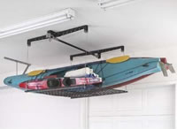 Heavy Lift Garage Storage