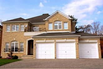 Best 3 car garage plan proper sizing and layout Triple car garage house plans