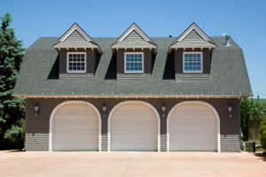 3 Car Garage With Loft