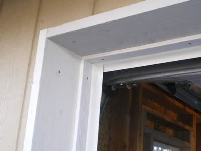 Garage door weather stripping how to install it on your for Garage side door and frame