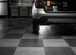 Gladiator Garage Flooring Snap Together Garage Floor Tiles