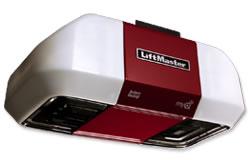 liftmaster 8550 3 4 hp belt drive dc garage door opener