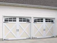 Residential Steel And Wooden Garage Doors. U201c