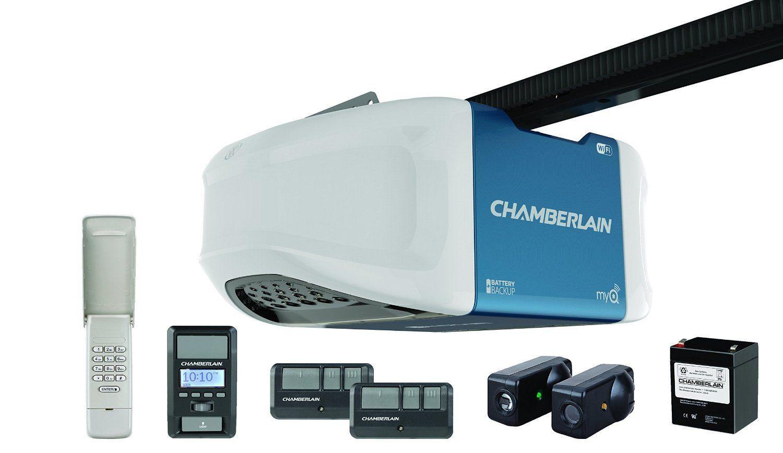 Chamberlain WD1000WF Belt Drive Garage Door Opener