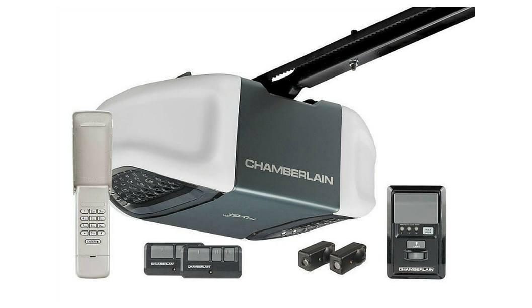 Chamberlain WD832KEV Belt Drive Garage Door Opener