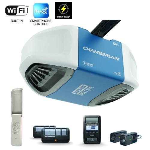 Chamberlain B970 WiFi Garage Door Opener
